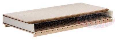 Výprodej Zdravotní matrace Lisa- v potahu Microfaze 90x200 cm - PURTEX s.r.o.