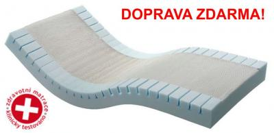 Matrace Andema Air - v potahu Snow 80x200 cm - PURTEX s.r.o.