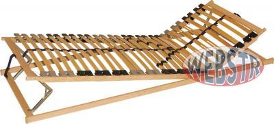 Libra polohovací lamelový rošt - 80x195 cm - PURTEX s.r.o.