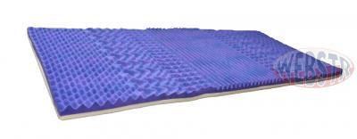 Přistýlková matrace Renova Combi - v potahu Kristallblau 160x200 cm - Matrimex s.r.o.