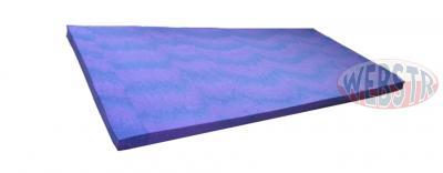 Přistýlková matrace Renova Lazy - v potahu Kristallblau 160x200 cm - Matrimex s.r.o.